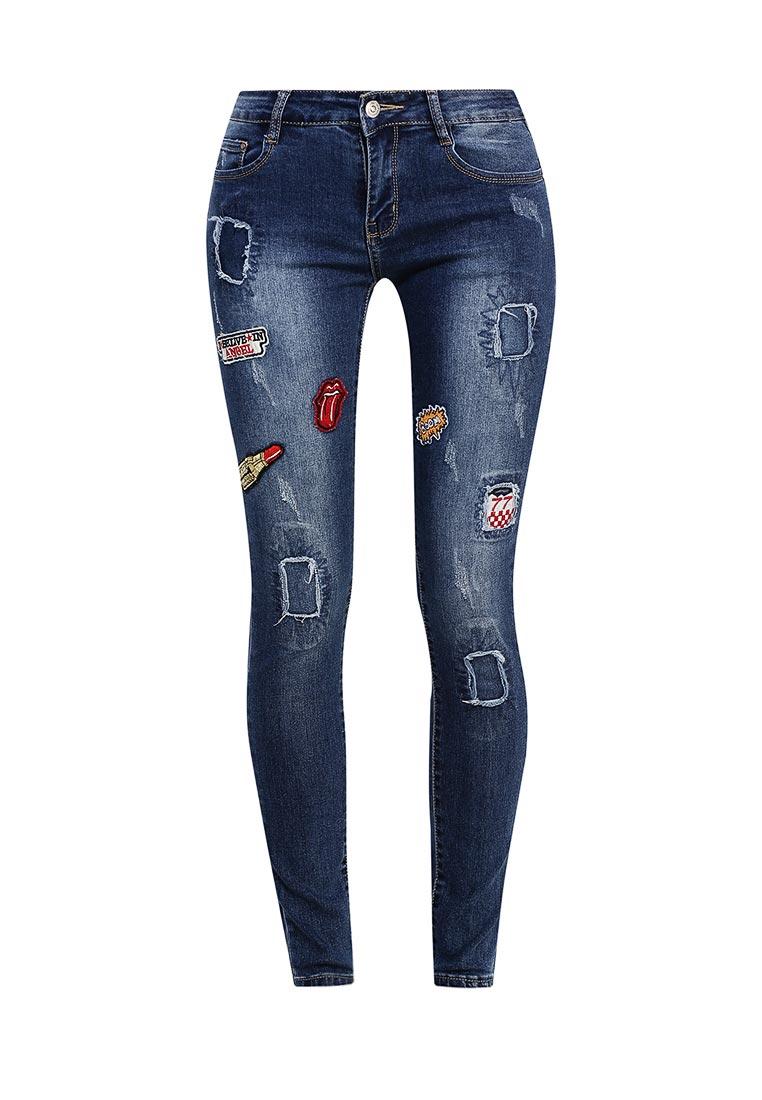 Зауженные джинсы By Swan 5145: изображение 9