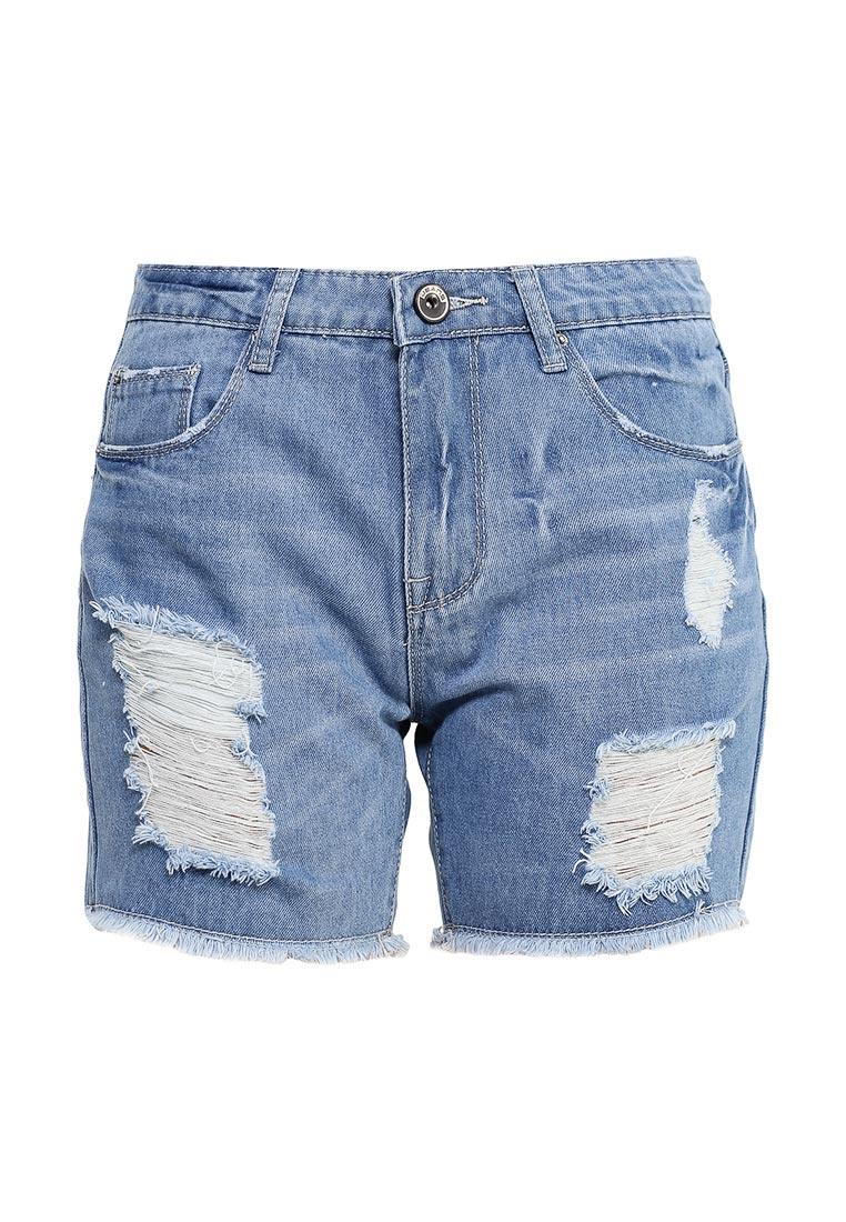 Женские джинсовые шорты By Swan 5107