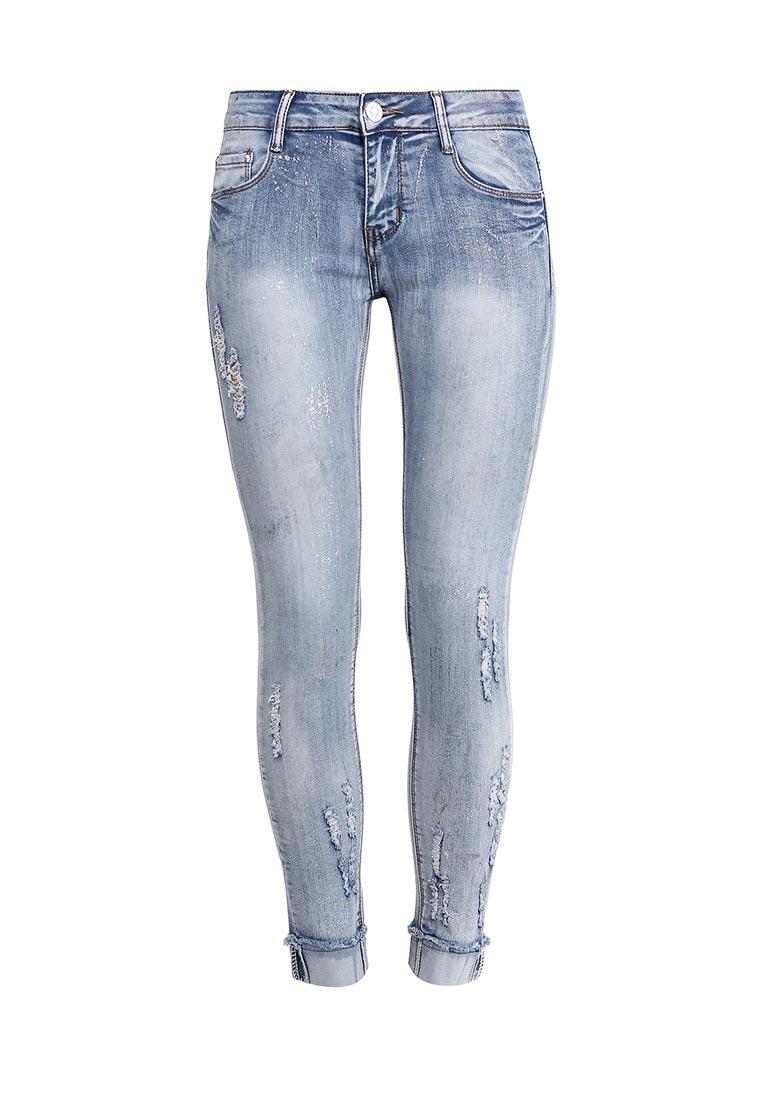 Зауженные джинсы By Swan 5129