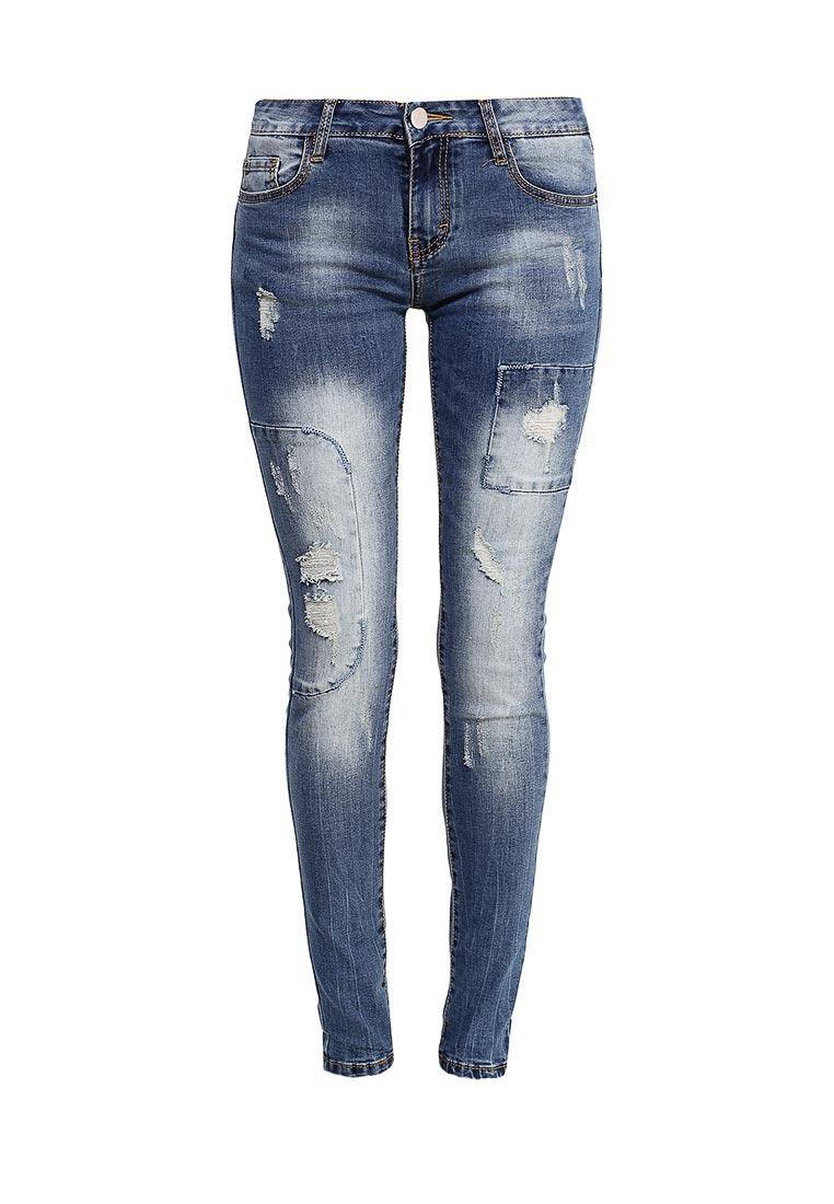 Зауженные джинсы By Swan 5132
