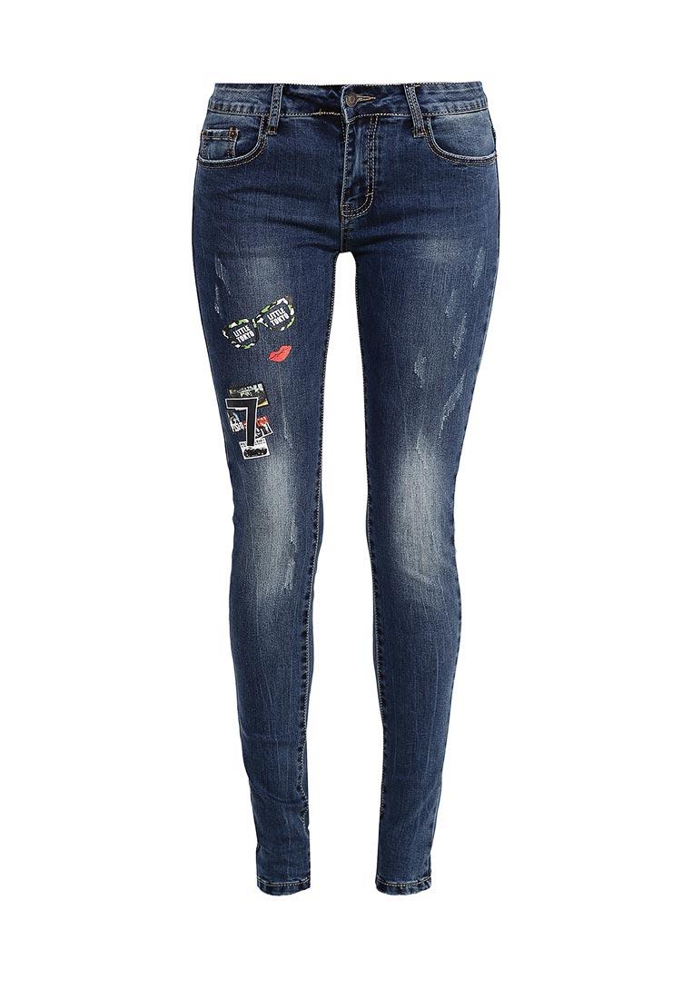 Зауженные джинсы By Swan 5135
