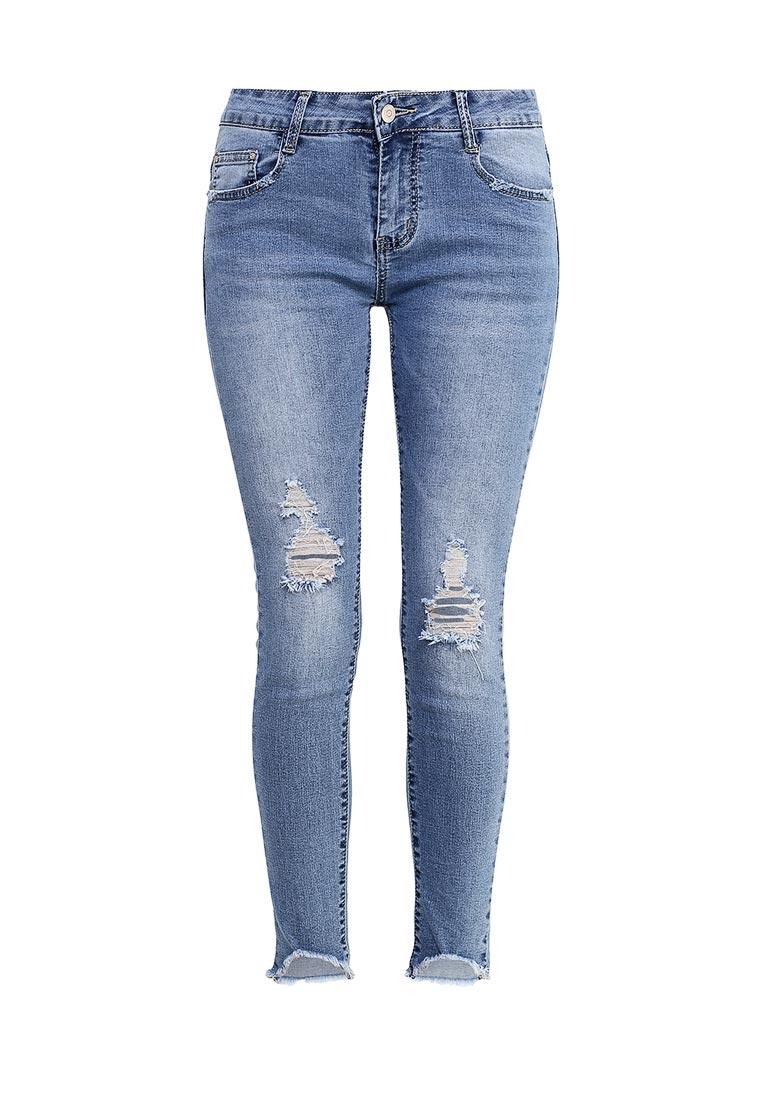Зауженные джинсы By Swan 5164