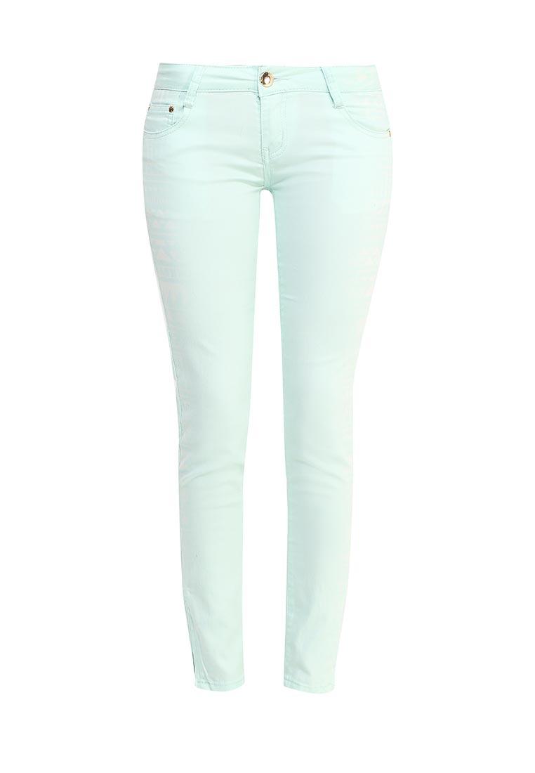 Женские зауженные брюки By Swan 5032-5