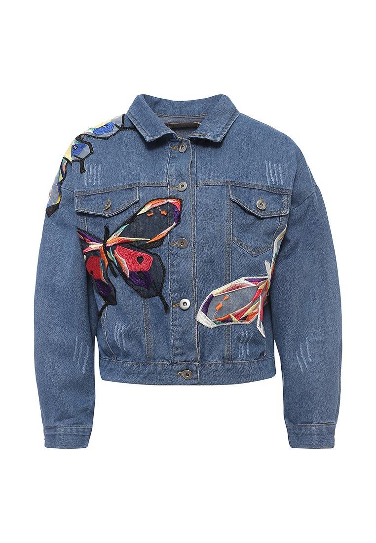 Джинсовая куртка By Swan BSP1285