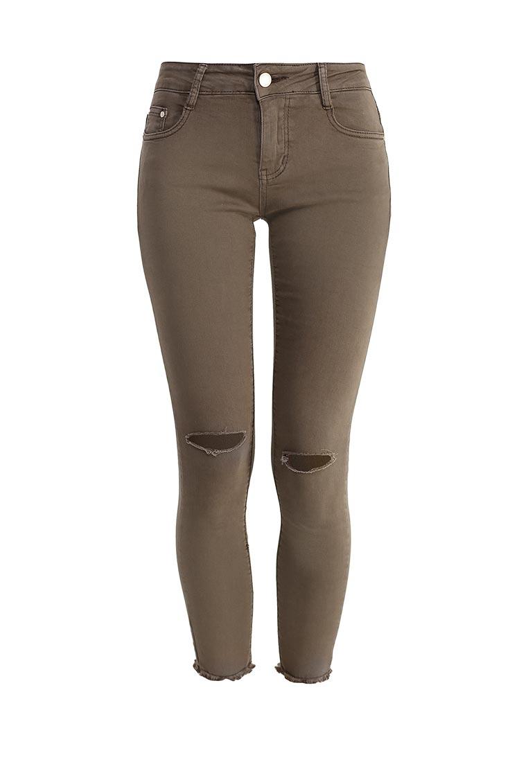 Женские зауженные брюки By Swan 5158