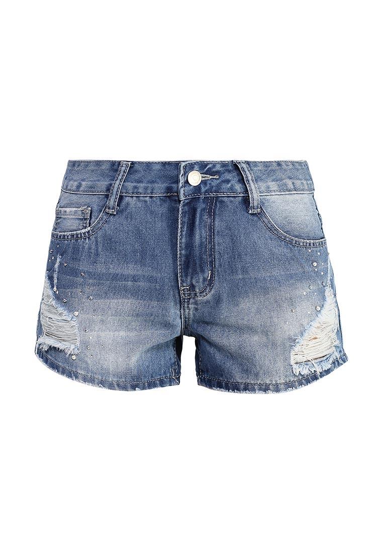 Женские джинсовые шорты By Swan 5167