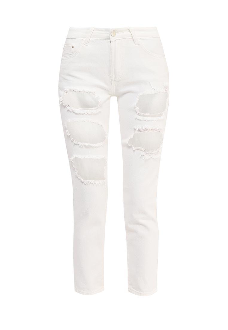 Зауженные джинсы By Swan 5177
