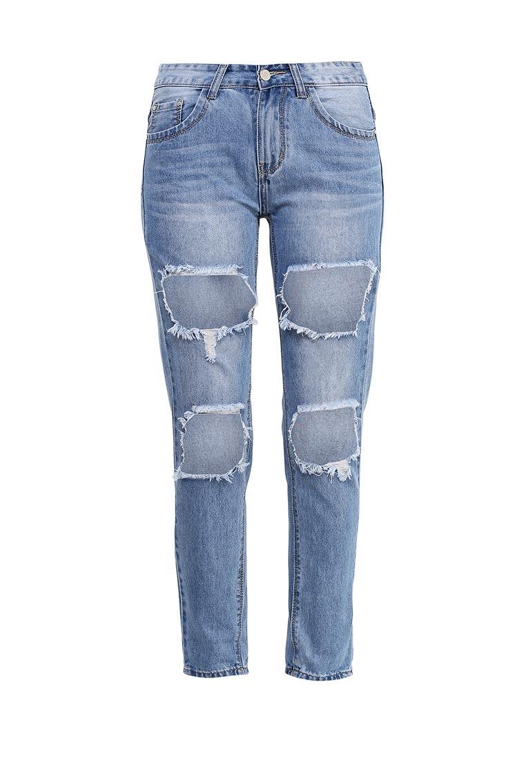 Зауженные джинсы By Swan 5179