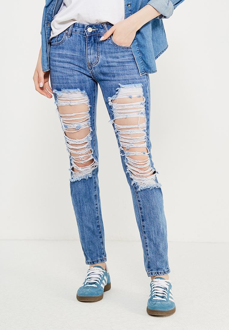 Зауженные джинсы By Swan 5178