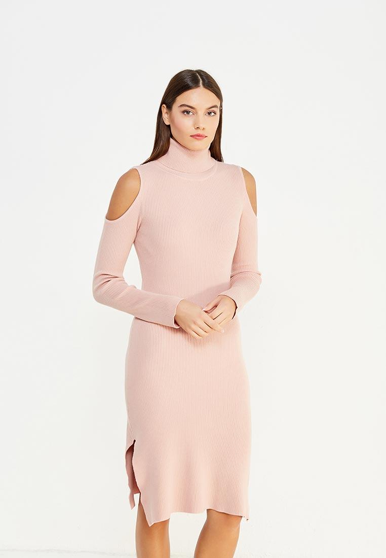 Вязаное платье By Swan DL633