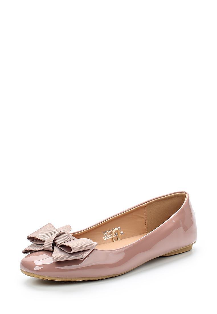 Женские балетки Catisa F51-XH1016