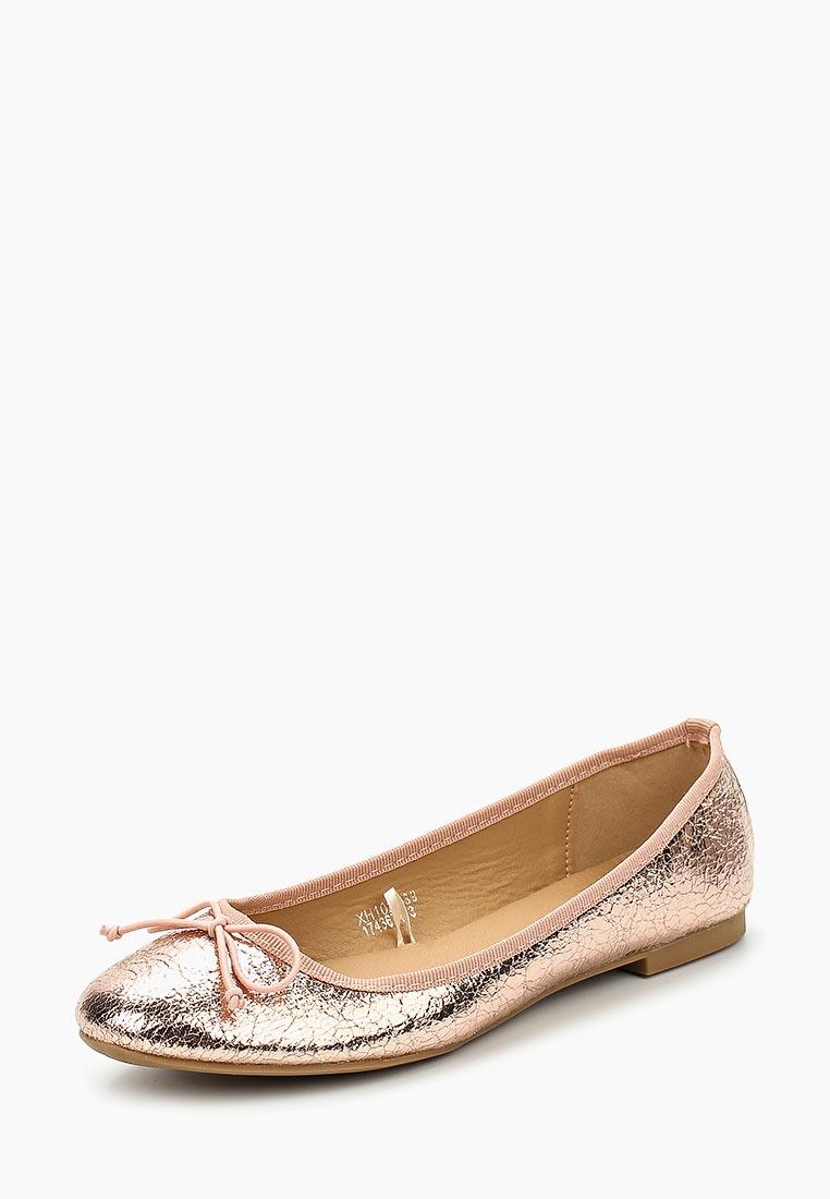 Женские балетки Catisa F51-XH1028