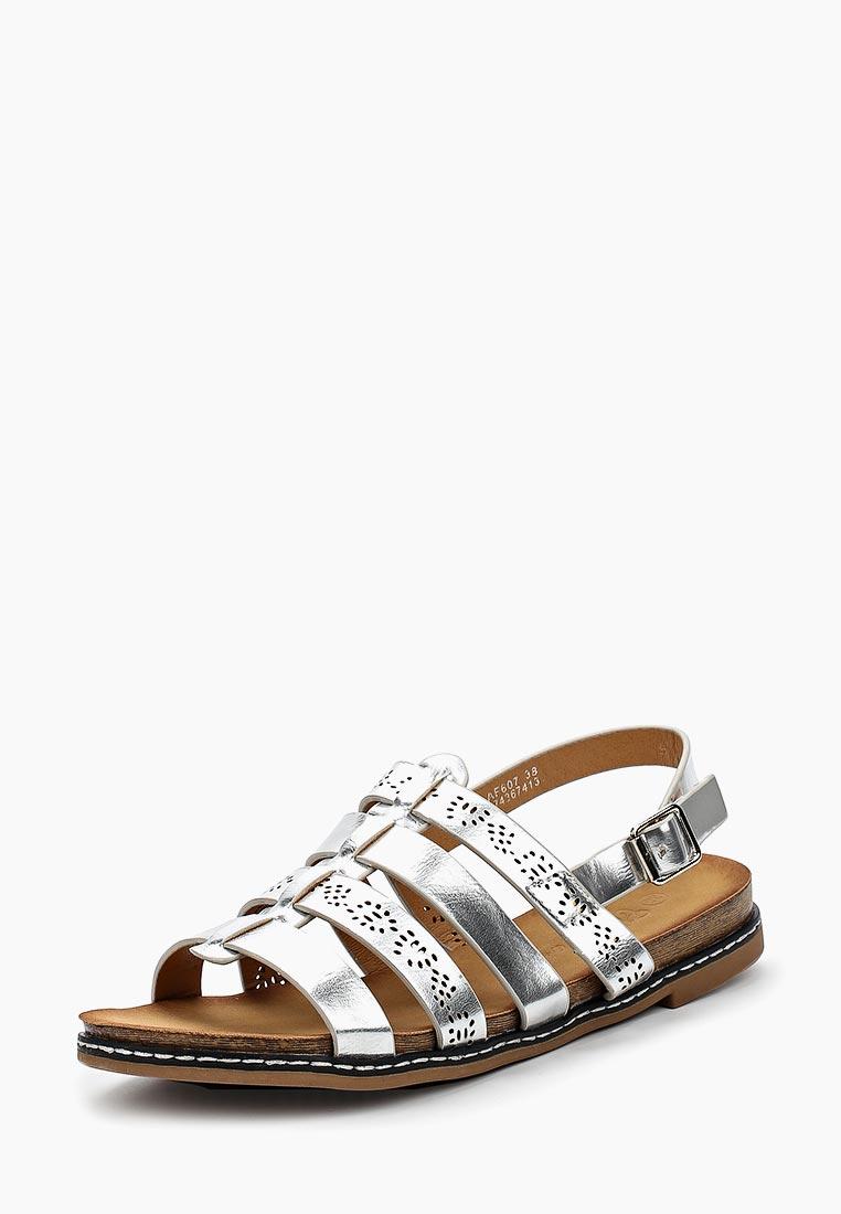 Женские сандалии Catisa F51-AF607
