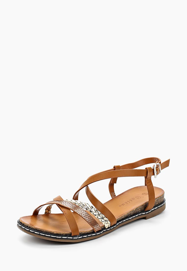 Женские сандалии Catisa F51-LL698: изображение 1