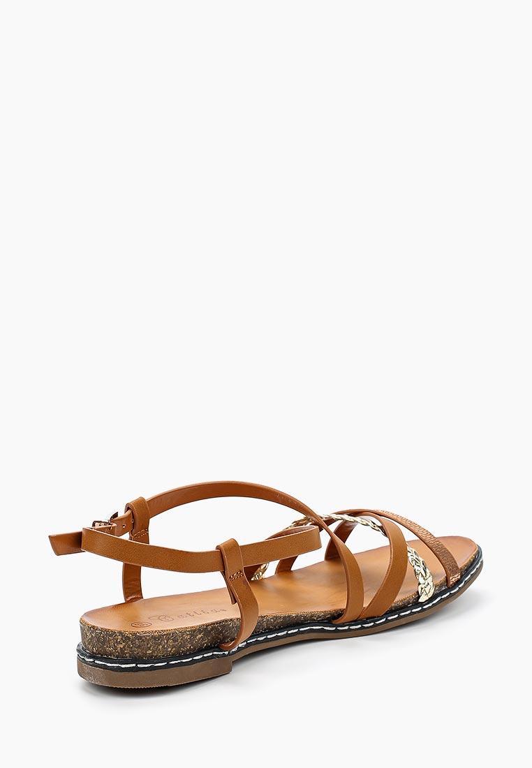 Женские сандалии Catisa F51-LL698: изображение 2