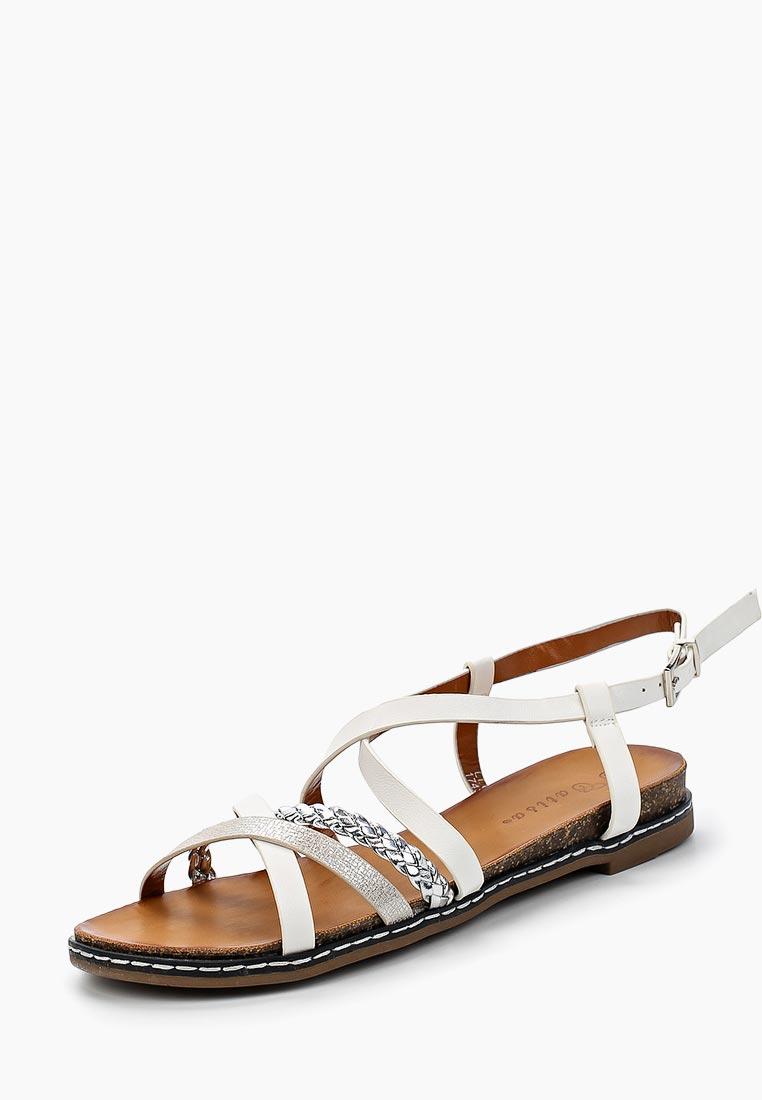 Женские сандалии Catisa F51-LL698