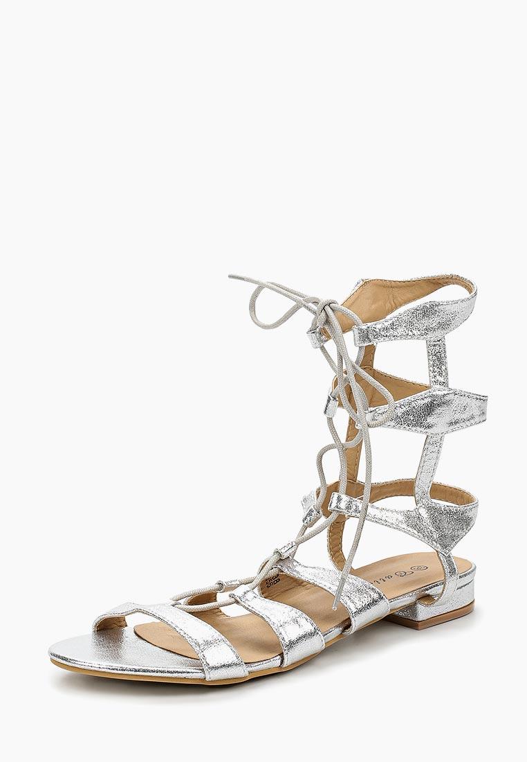 Женские сандалии Catisa F51-PN1526