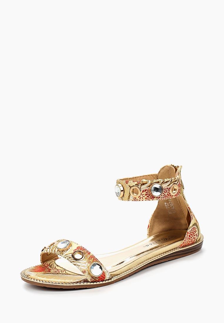 Женские сандалии Catisa F51-WD1757