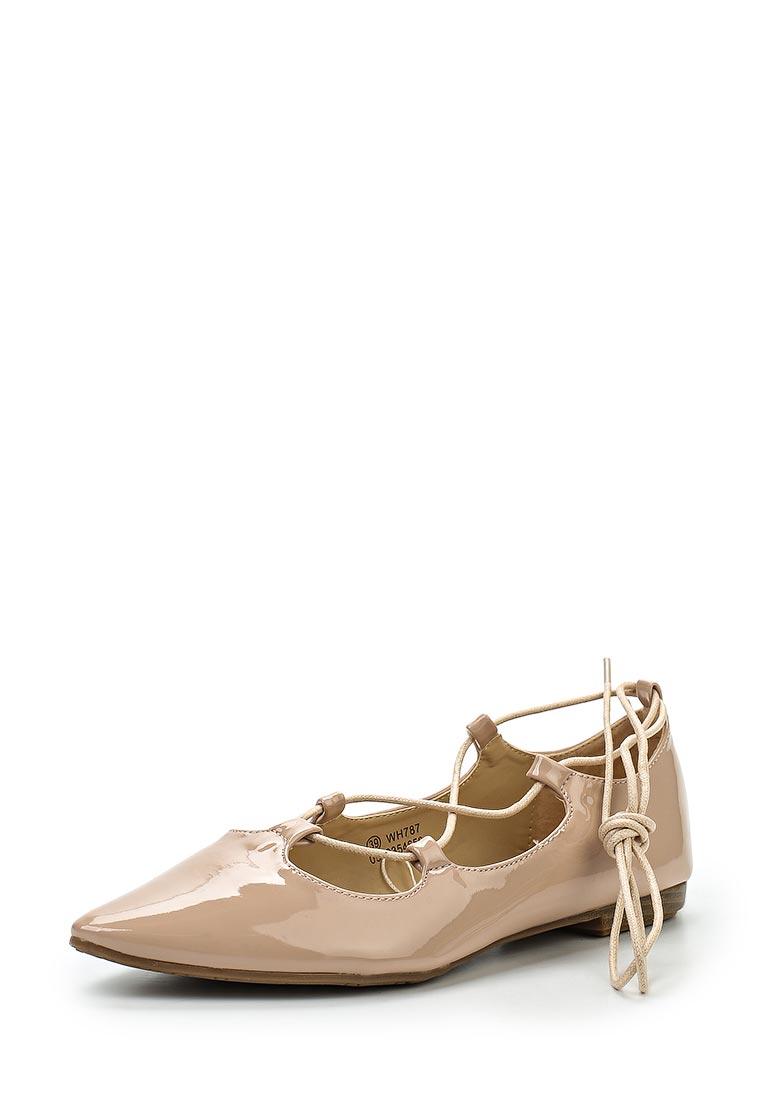 Женские туфли Catisa F51-WH787