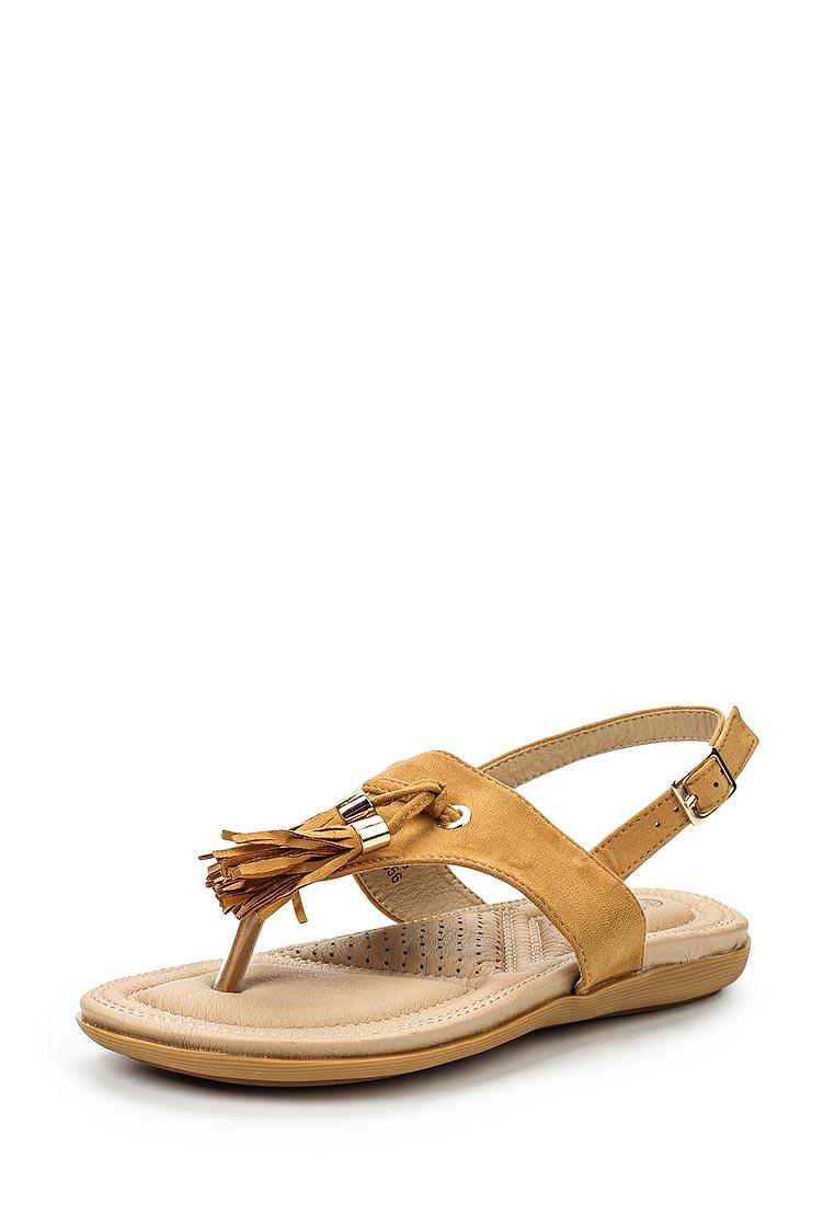 Женские сандалии Catisa F51-PN1552