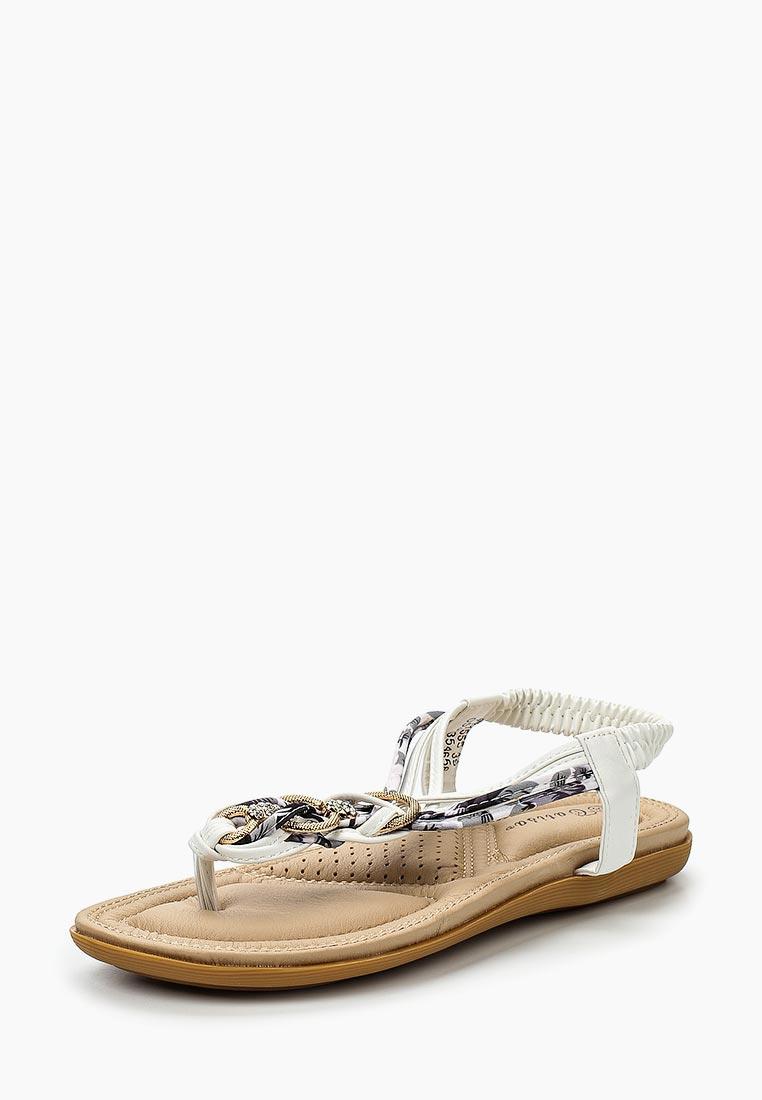Женские сандалии Catisa F51-PN1555: изображение 1