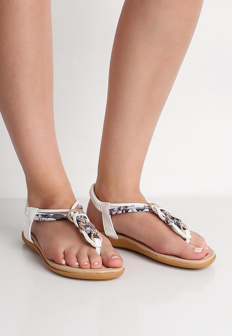 Женские сандалии Catisa F51-PN1555: изображение 5