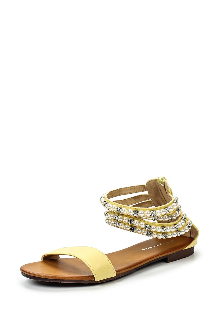 Женские сандалии Catisa F51-WH768