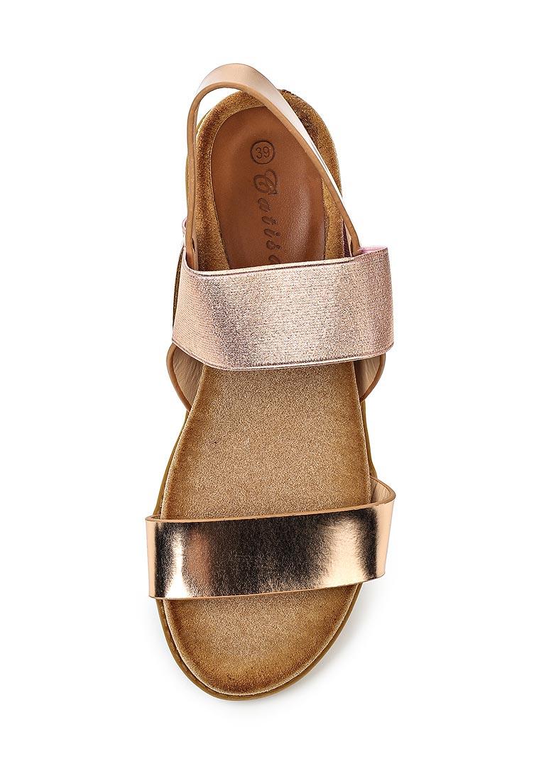 Женские сандалии Catisa F51-YS435: изображение 4
