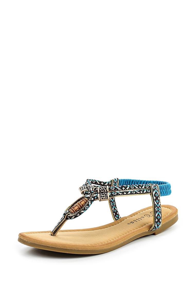 Женские сандалии Catisa F51-WS304