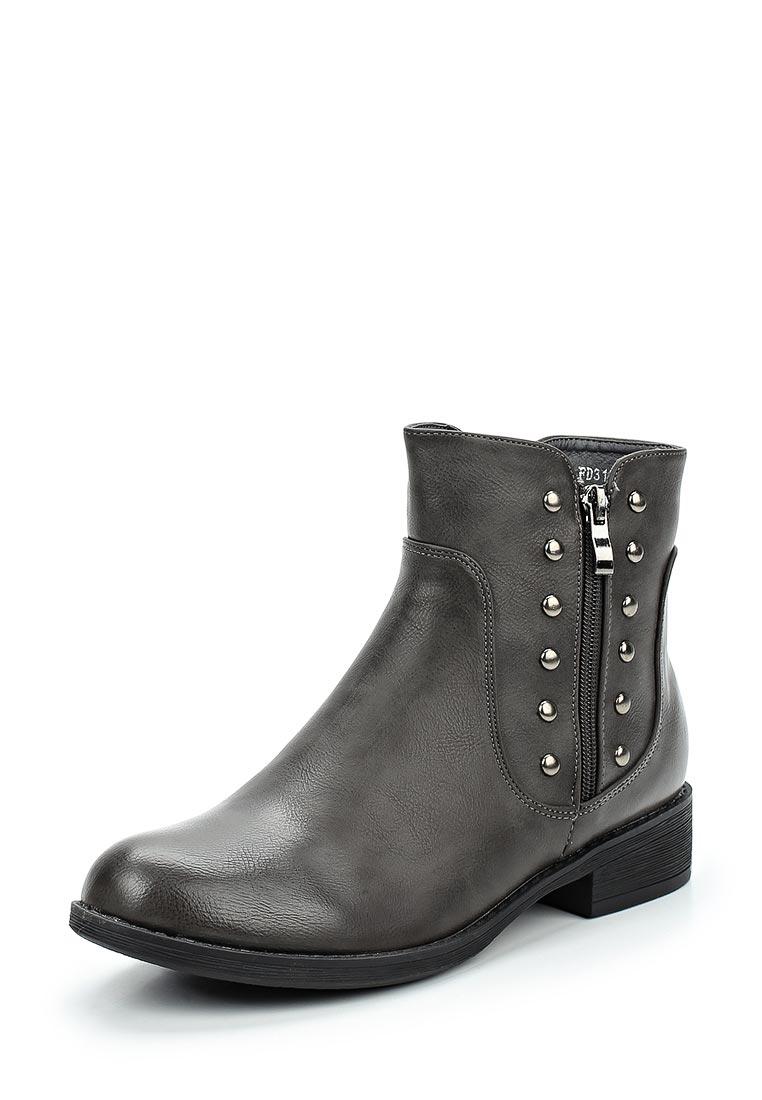 Женские ботинки Catisa F51-FD316