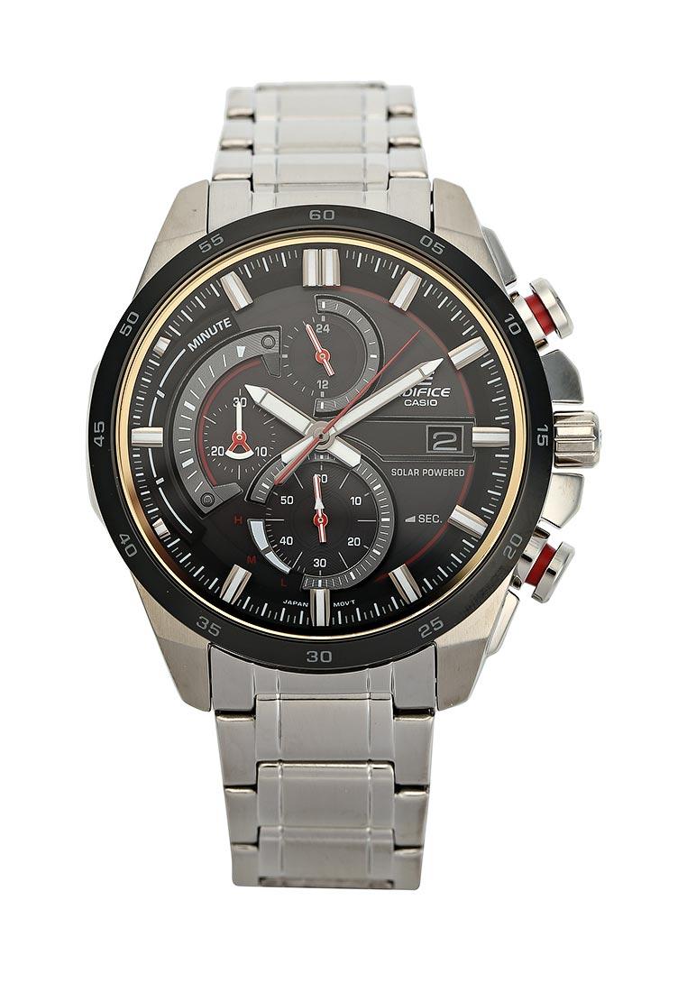 Мужские часы Casio EQS-600DB-1A4