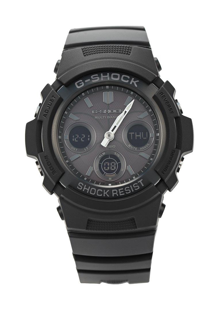 Мужские часы Casio AWG-M100B-1A