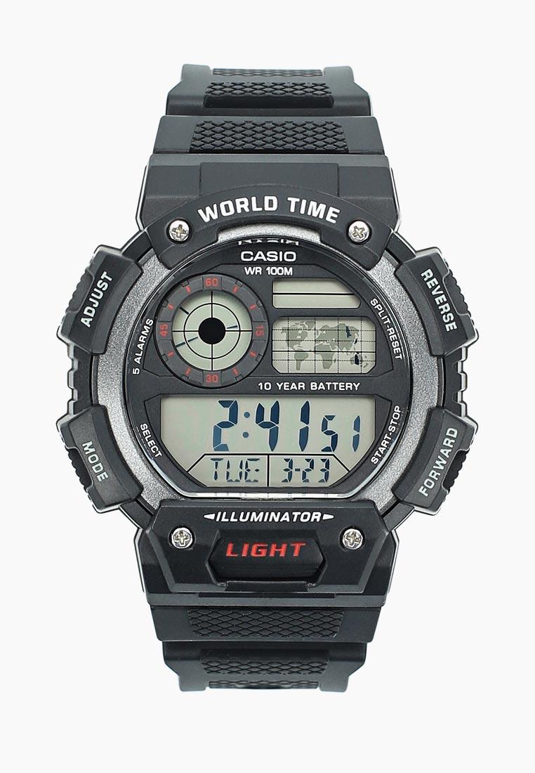 Мужские часы Casio AE-1400WH-1A