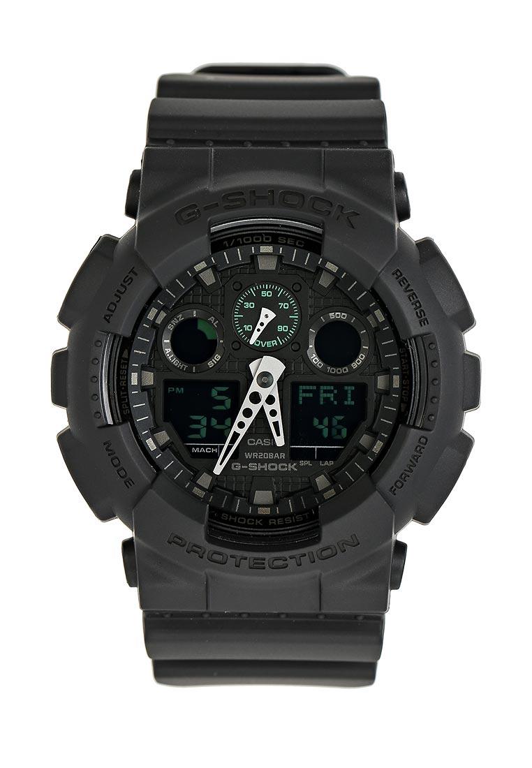 Часы Casio GA-100MB-1A