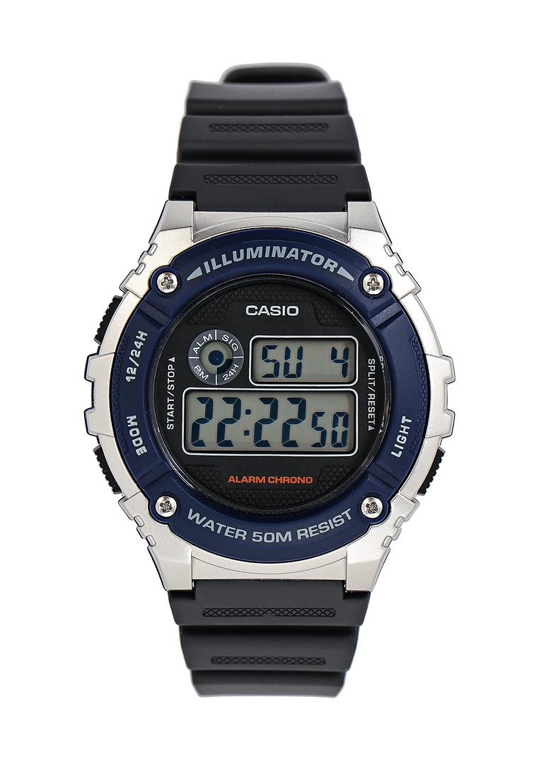 Мужские часы Casio W-216H-2A