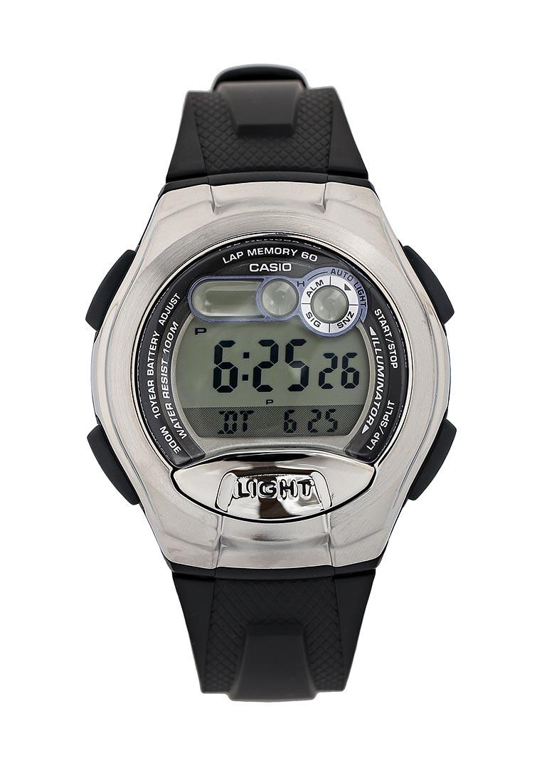 Мужские часы Casio W-752-1A