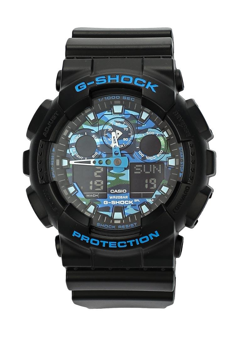 Часы Casio GA-100CB-1A