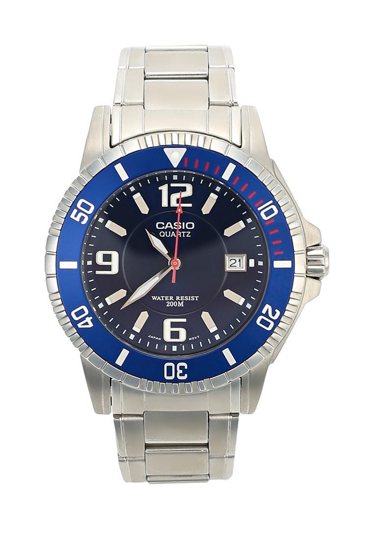 Мужские часы Casio MTD-1053D-2A
