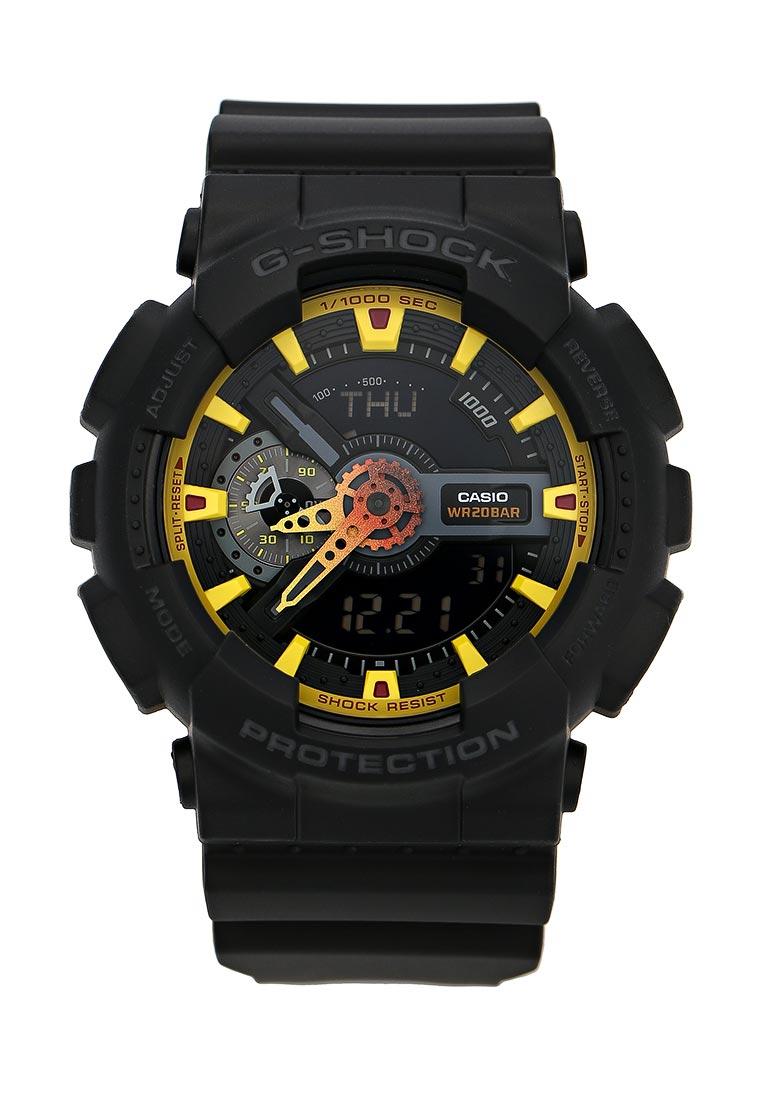 Мужские часы Casio GA-110BY-1A