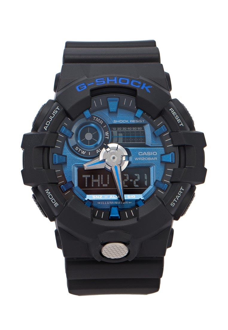 Часы Casio GA-710-1A2