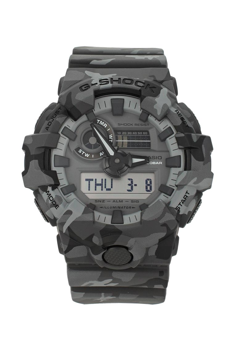 Часы Casio GA-700CM-8A