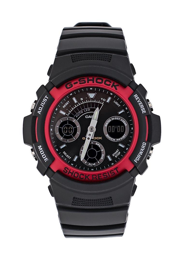 Мужские часы Casio AW-591-4A