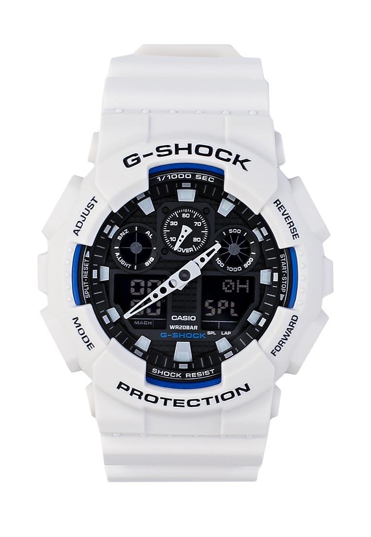 Мужские часы Casio GA-100B-7A