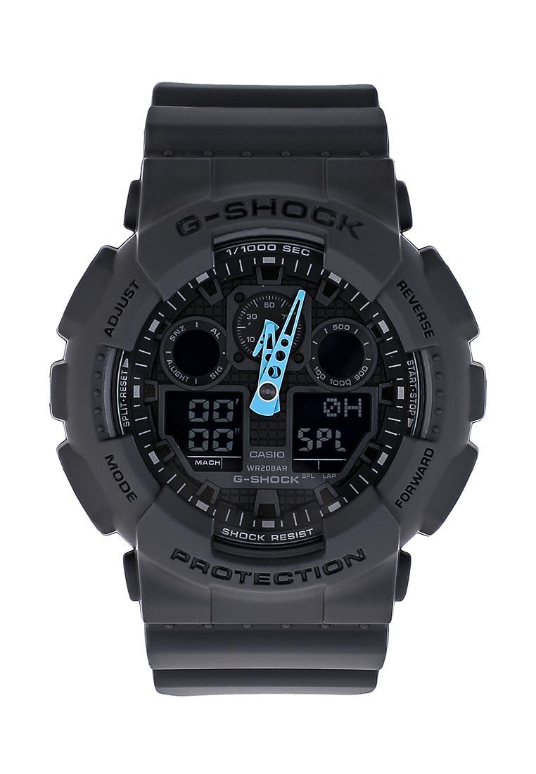 Часы Casio GA-100C-8A