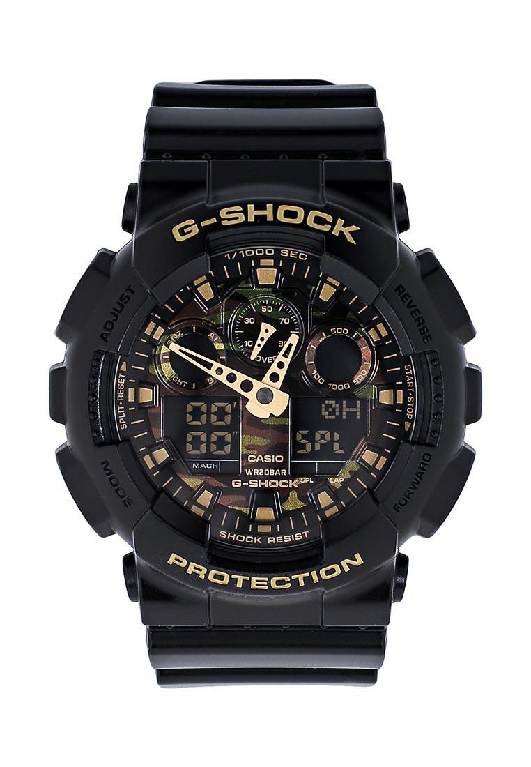 Часы Casio GA-100CF-1A9