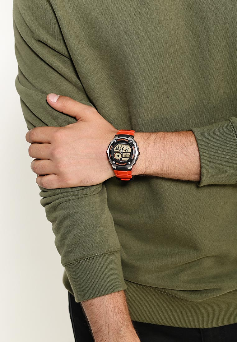 Часы Casio AE-2100W-4A