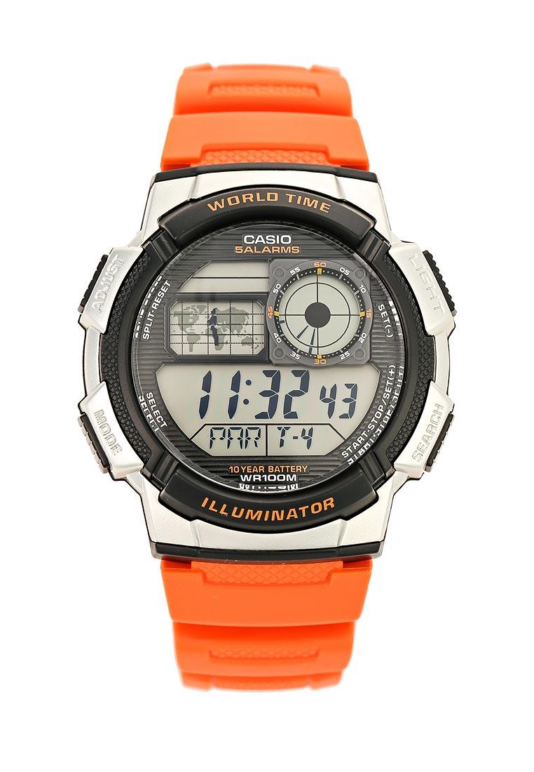 Мужские часы Casio AE-1000W-4B