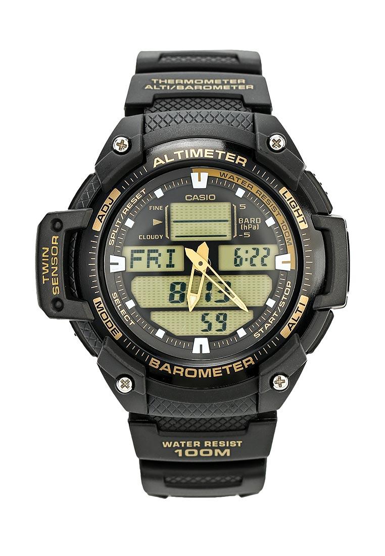 Мужские часы Casio SGW-400H-1B2