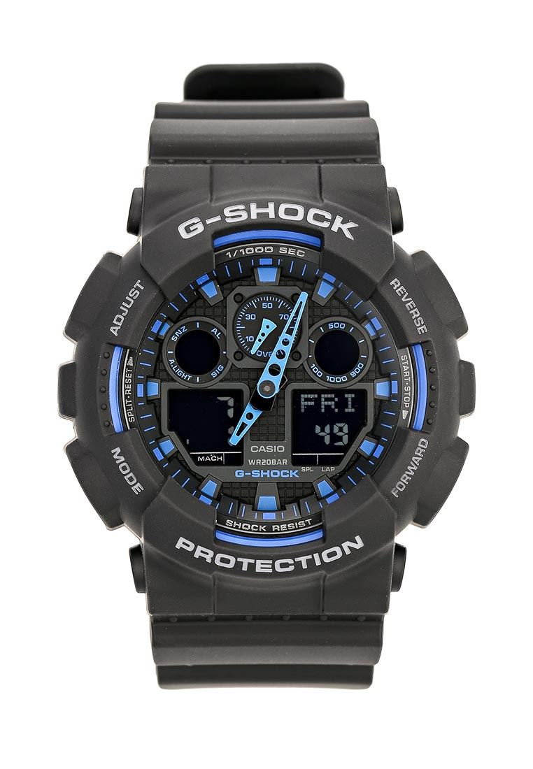Мужские часы Casio GA-100-1A2