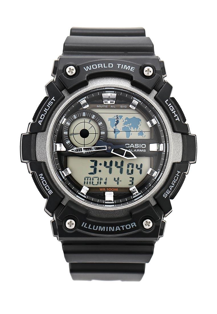 Мужские часы Casio AEQ-200W-1A